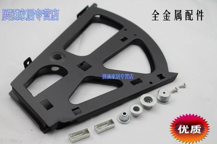 Cabinet hinge two layer shoe turning frame hidden shoe rack shoe iron flap hinge all metal parts(China (Mainland))