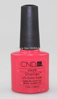 CND Shellac Nail Art Color Gel Polish 2pcs/set 100% High Quality For Nails Beauty Desgin Care Tool Freeshipping 674B