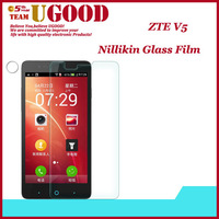 Nillikin Premium Tempered Glass Screen Protector Protective Film For ZTE V5 screen protector film With Retail Package