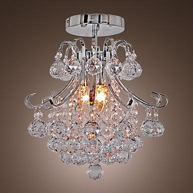 Aliexpress.com: Koop Moderne led plafond van kristal verlichting voor ...