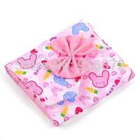 2014 fashion Little secret bowknot sanitary napkin bag free shipping JW010 10pcs/lot