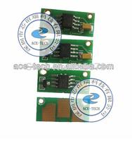 2014 new smartcard bolsa de papel  toner reset chip for Lenovo color 8200  laser cartridge