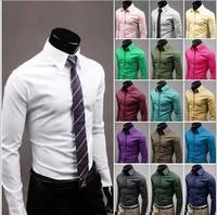 Men's self-cultivation business casual shirt JA698