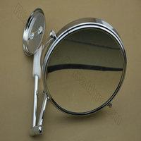HIMARK 3121800 Polishing double faced cosmetic mirror makeup mirror vanity mirror bathroom mirror magnifier