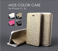 Original Brand Luxury PU Protective Phone Case Cover for iPhone 5 5s High quality flip case Retail and wholesale free shipping