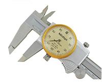 Mitutoyo 505-685 Dial Caliper 0-150mm/ 0.01mm Dial Caliper Vernier Caliper + Free Shipping Brand New and Original