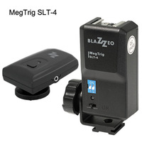 Blazzeo MegTrig SLT-4 Speedlites Trigger 4 channels 0.01mAh Trigger current for Canon 430EX 580EX II