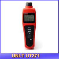 free shipping UNIT UNI-T UT371 Non Contact Optical Digital Tacho Meter Tachometer 10 to 99999 RPM