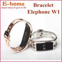 100% Original Elephone W1 Smart Bracelet Wristband Bluetooth Power Balance Energy Bracelet for Samsung Android Phone