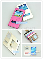 2014 Double Open-windows series case for Fly IQ440 Energie 4 inch mobile phone Fly IQ440 Energie cover
