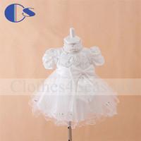 Vestidos Infantis Christening Gown Infant Princess Dresses Baby Party Dress 2014 Roupa Infantil Baptism Toddler Girls Clothing