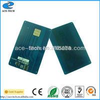 2014 new smartcard bolsa de papel  toner reset chip for Lenovo m7025/7125  laser cartridge