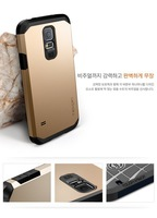 Slim Armor SGP robot Case for galaxy s5, PC+TPU SPIGEN Hard case for samsung galaxy S5 i9600 1000 pcs/lot