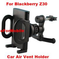 Mobile Phone Holder Car Air Vent Holder Rotary Holder  Mobile Phone Stand  For  Blackberry Z30