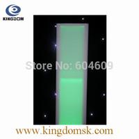 Factory price aluminium square light truss with cover