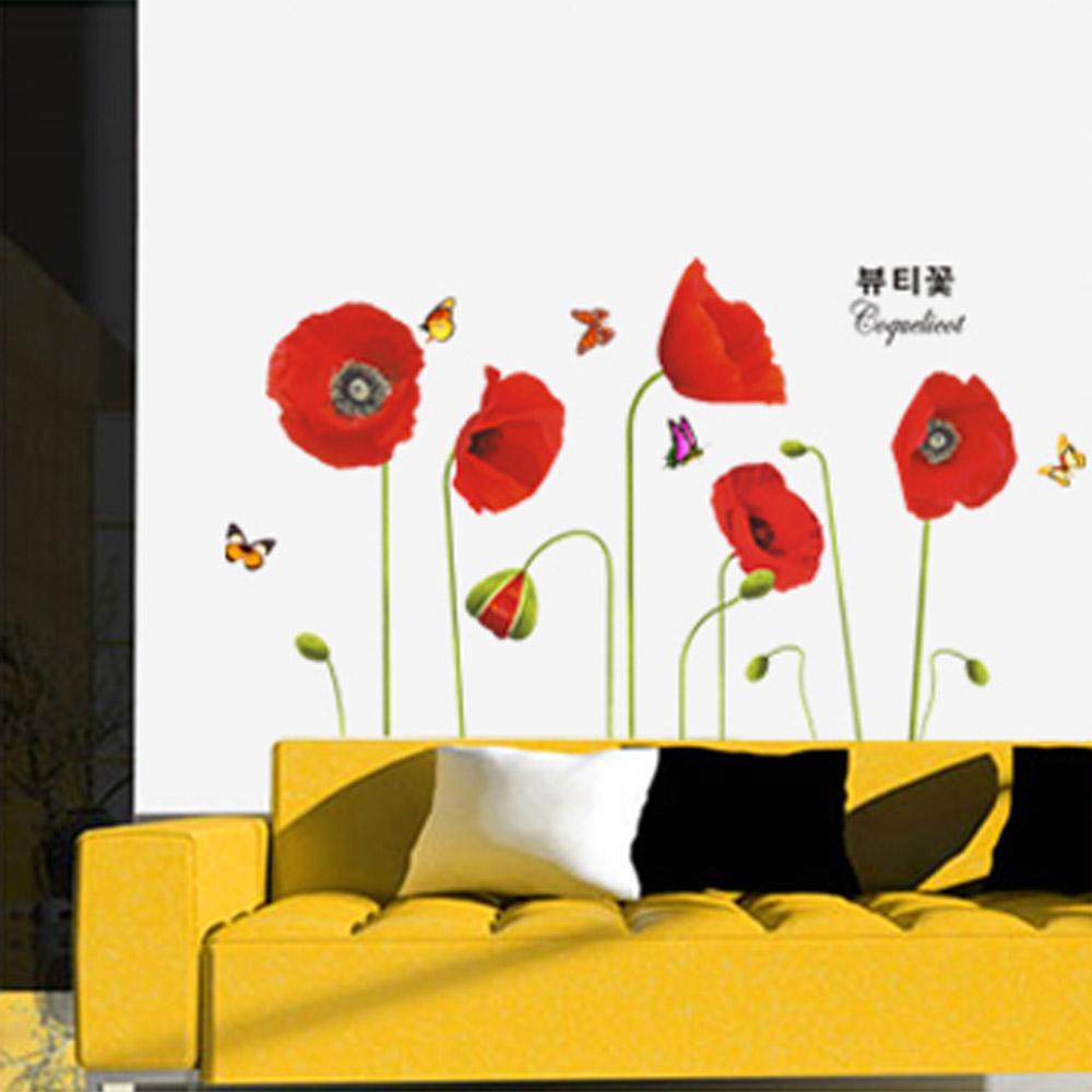 온라인 구매 도매 빨간 양 귀 벽지 중국에서 빨간 양 귀 벽지 ...