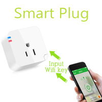 Smart Wifi Plug Socket For United States, Remote Control Plug Socket, Intelligent Smart Device, For America,Kankun.
