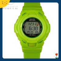 Free shipping wholesale children's luminous electronic sports series watches