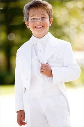 Праздничная одежда для мальчиков Pleated  000