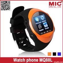1.44″ Quad Band Capacitive screen camera Sync smart phone calls FM Watch wristwatch phone cellphone F3 P271