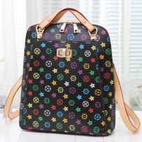 Fashion 2014 Casual Kids Backpack School Bag For Teenager Laptop Bag Korean Men's Campus Backpack Mochila Satchel  Free Shipping