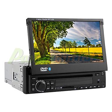 - car dvd-player 7- zoll 1 din-tft-bildschirm mit bluetooth,ipod- Eingang, rds #1900912 Einzelhandel