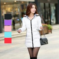 Real photo 2014 New winter lady  fashion coat women high quality overcoat L,XI,XXL 8003
