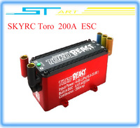 5 pcs Original Skyrc Toro 200A Brushless ESC With BEC Red Color For Remote Control 1/5 1:5 Car Truck Buggy Low Shipping Fee