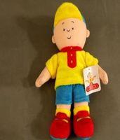 Hot Sale caillou rosie plush doll Cartoon doll cute plush doll for children