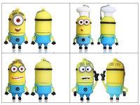 Best  Wholesale 8GB 16GB 32GB USB Flash Drive Cool Gift Cartoon Drive Pen Stick Disk Usb 2.0 Flash Memory Drive