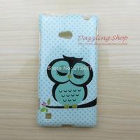 many owls phone case for Nokia 720 soft phone case fashion owl case for Nokia 720 luxury phone case for for Nokia 720