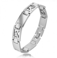 316L Stainless Steel & Tianium Steel Men Jewelry Fashion New 2014 Men's Bracelets Bangles Gift Items