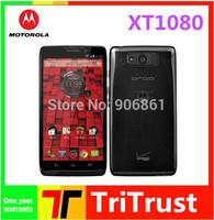 "Genuine Original XT1080 Motorola Mobile Phone 2GB RAM + 16GB ROM 5.0"" Super AMOLED Screen 10MP Camera 3G / 4G Cell phone"