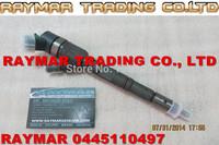Common rail injector 0445110497, 0445110498 for Mahindra