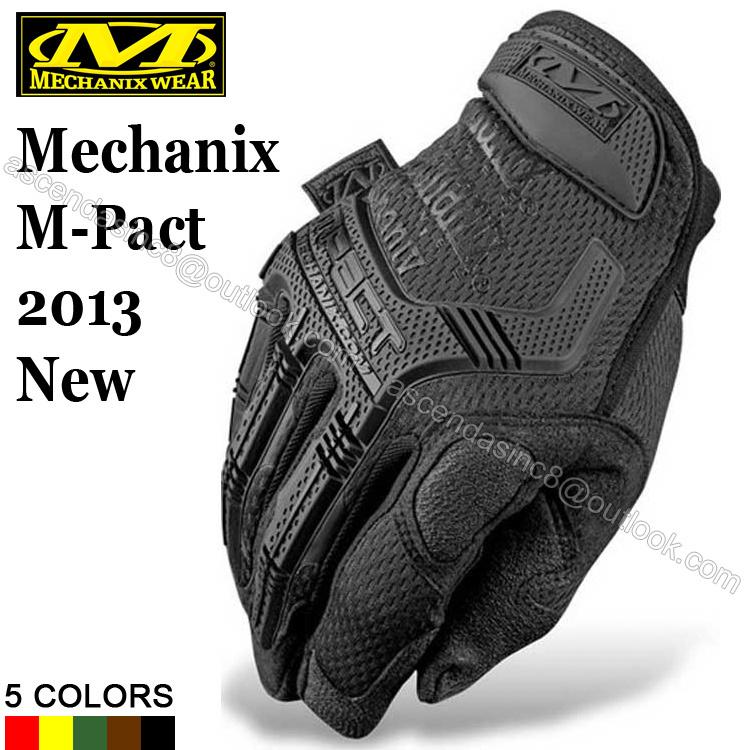 Перчатки для мотоциклистов Mechanix MTB