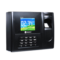 Biometric Fingerprint Time Clock Employee Attendance System ID Card Reader USB