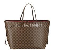 Moda, bolsas de couro sacos de ombro venda quente das mulheres saco versátil totes saco bolsa da senhora frete grátis(China (Mainland))