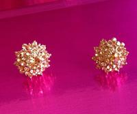 women temperament lovely stud earrings fashion earrings