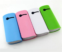 30PCS/lot Small pretty waist 2th Power Bank 5600mAh USB External Backup Battery Pack Charger With retail packaging