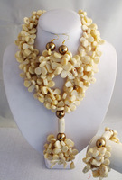 drtr2549! HOT HOT HOT!!!2014 NEW DESIGN AFRICAN WEDDING  BEAUTIFUL  HANDNADE JEWELRY WEDDING SETS WOMAN  NEW ARRIVAL