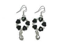 Fashion earrings elegant crystal drop earring