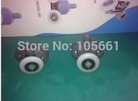 Nylon shower door roller