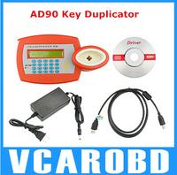 New AD90 key programmer Diagnostic tool AD 90 Transponder carKey Duplicator DHL fast Shipping
