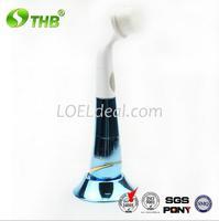 THB TM-MR-107-C 3D Sonic Vibrations Wash Brush / 7 Generations Face Artifact - Multicolor