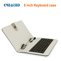 CREATED LK08 Universal 8 inch Keyboard case for all tablet pc with USB plug