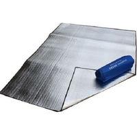200*150CM Travel Camping Double Side Aluminum Foil Waterproof Sleeping Dampproof Mat Outdoor Mattress  Pad