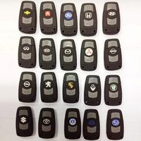 2014 New Mixed Cartoon Car Keys model usb 2.0 memory flash stick pendrive Genuine 4gb-32gb freeshipping
