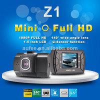 Original Car DVR NOVATEK Chipset 1080P 2.7'LCD 140 Degree Lens Car Vehicle Black Box Camera Recorder DVR G-Sensor Z1