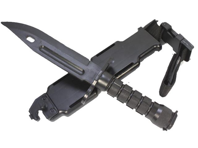 무료 배송 2 개 우리 군대 m9 부드러운 플라스틱 나이프 모델 장식 부드러운 칼을 적합 m-16 코스프레 소품 장난감 칼 모델 검집(China (Mainland))