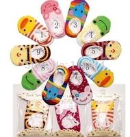 Wholesale supernova sale New Arrival Lovely Cartoon cheap baby socks 2pcs=10pairs